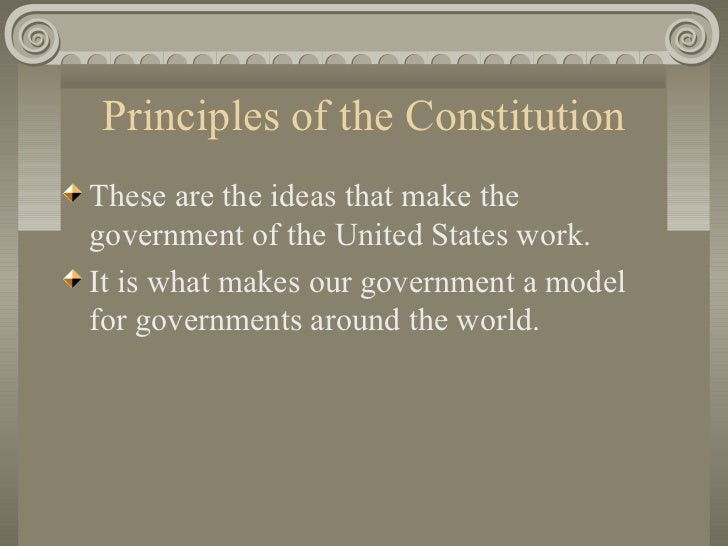 seven principles of the constitution essay Seven principles text - free download as pdf file (pdf), text file (txt) or read online for free.