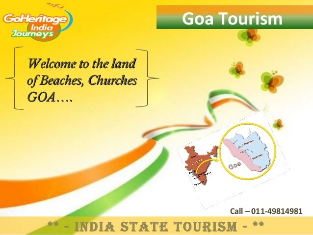 Goa State Tourism - Goa Travel Attractions and Beaches