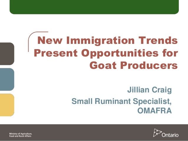 new immigration trends grey bruce