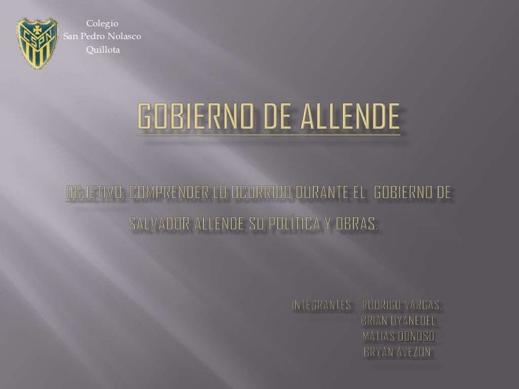 ColegioSan Pedro Nolasco     Quillota