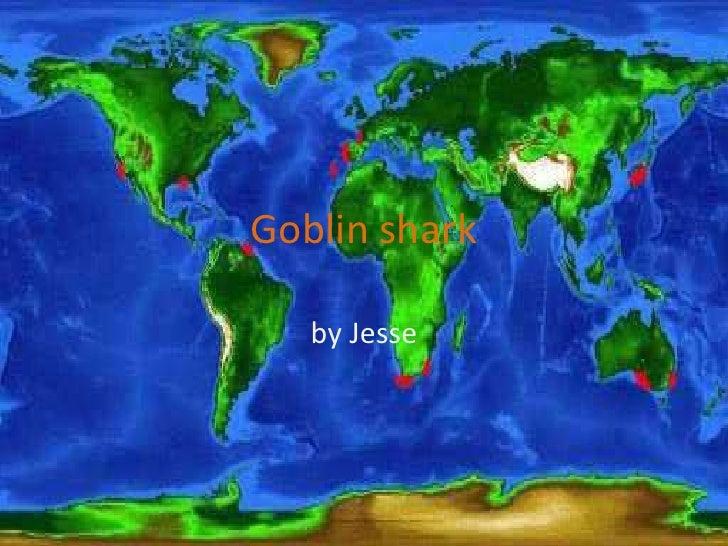 Goblin shark<br />by Jesse<br />