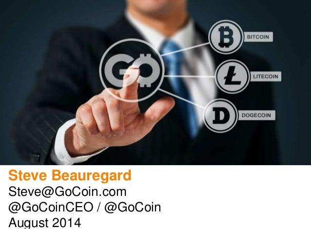 GoCoin Presentation to SM Rotary Club (LAVA)
