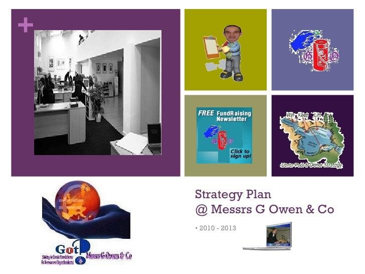 GoCo Stratagy Plan