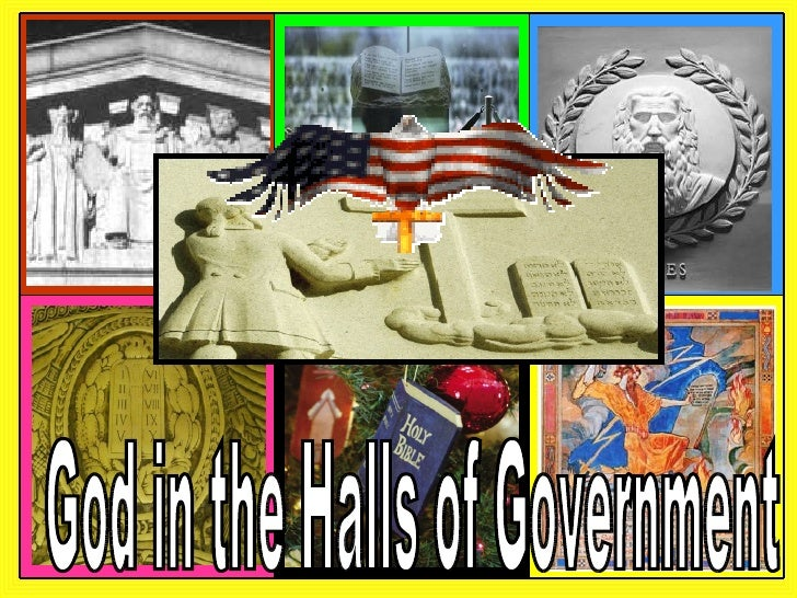 God in the Halls of Government - Does Separation of State and Church really Exist?