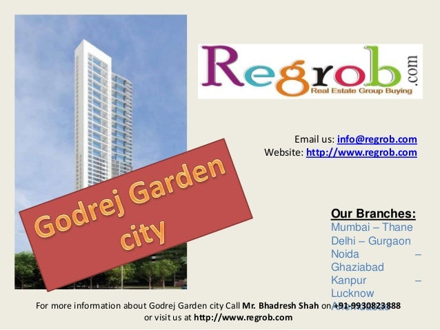 Godrej garden city  ahemdabad- 9930823888- best deal with regrob