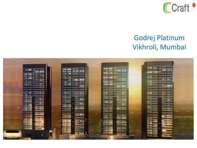 Godrej Platinum Vikhroli, Mumbai
