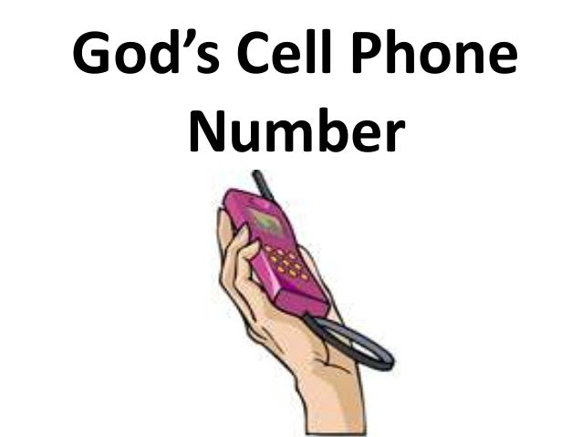Cell phone listings by number