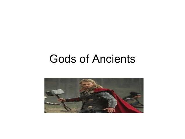 Gods of Ancients