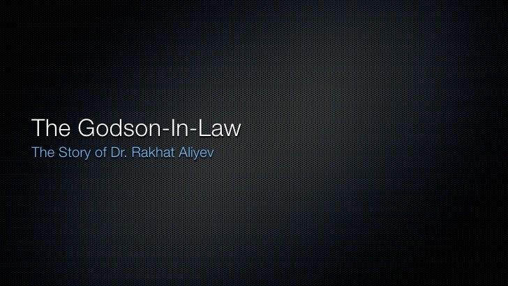 Godson In Law