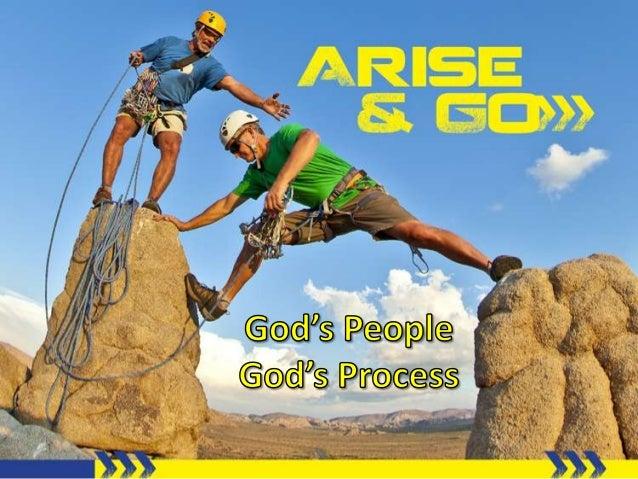 God's people God's process
