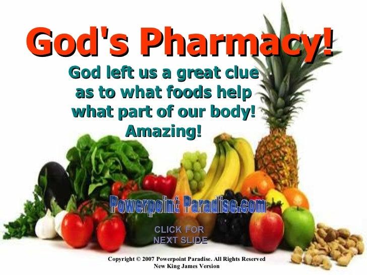 gods pharmacy ForGod S Garden Pharmacy