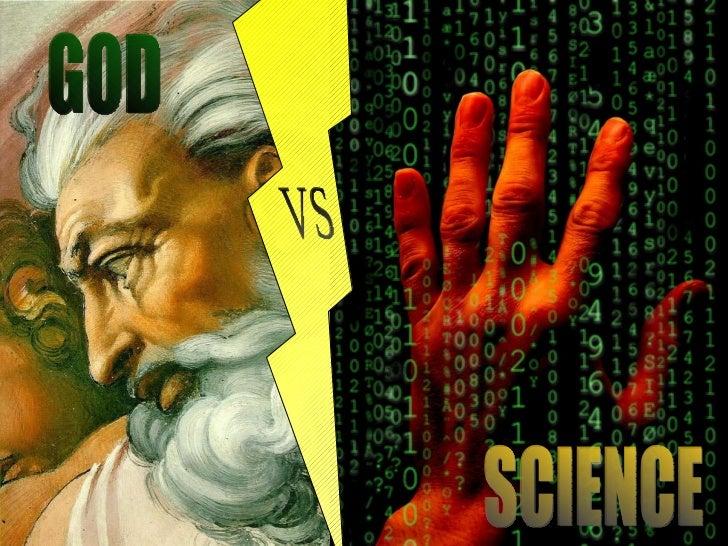 God vs science