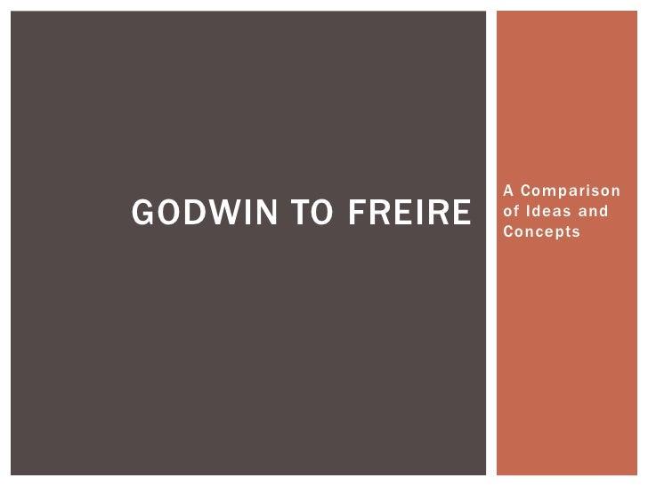 Godwin to freire