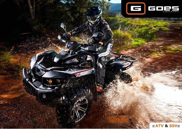 Goes est un groupe international spécialisé dans le design, le développement et la distribution de produits Quadricycles (...