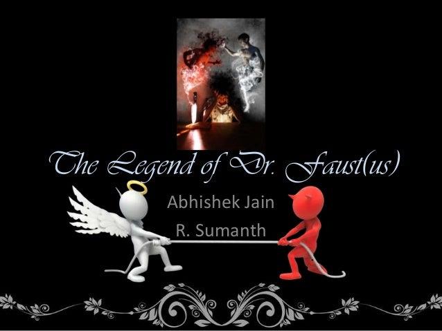 The Legend of Dr. Faust(us)         Abhishek Jain          R. Sumanth
