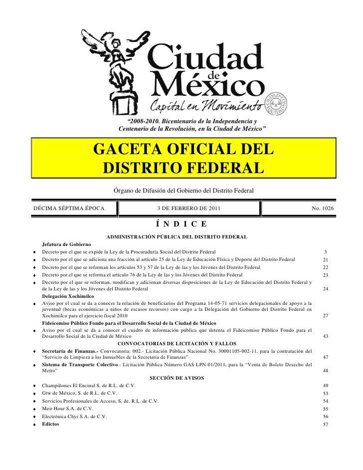 Gof df 03022011 ley prosoc