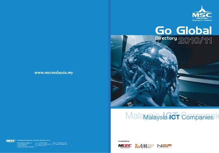 MSC Malaysia Go Global Directory 2010/11