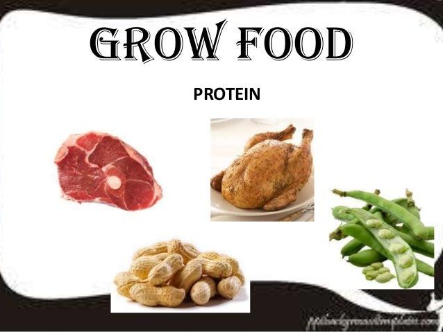 Grow Grow Food Protein