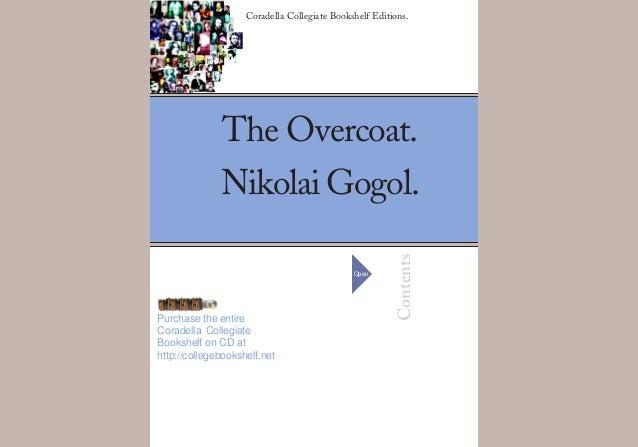 Gogol the overcoat full text