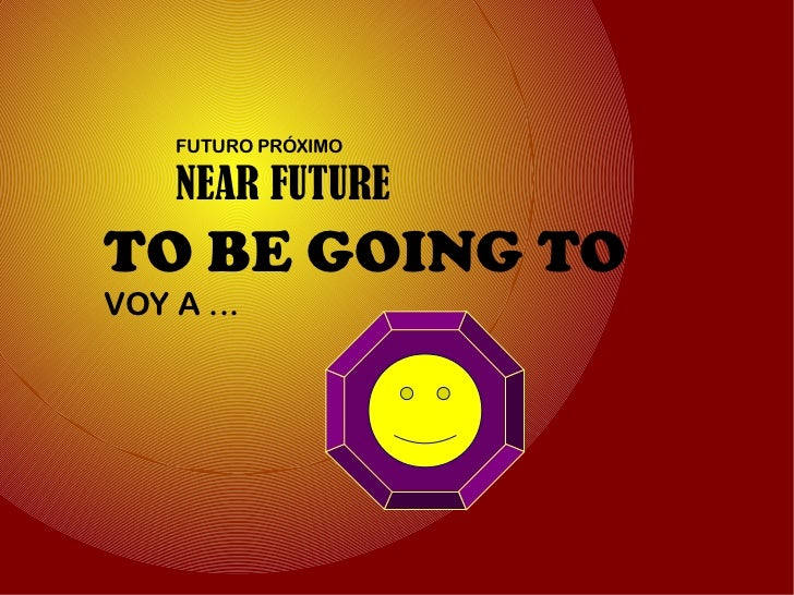 FUTURO PRÓXIMO NEAR FUTURE TO BE GOING TO VOY A ...