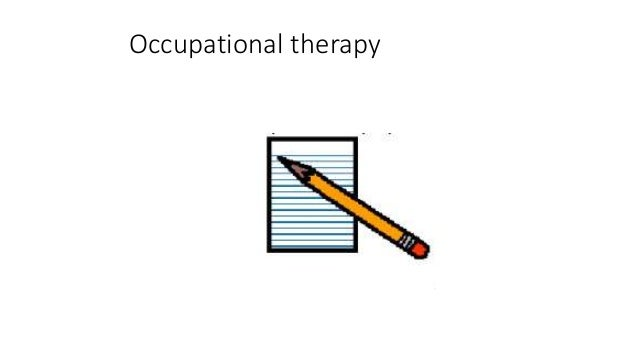 Going to occupational therapy social story