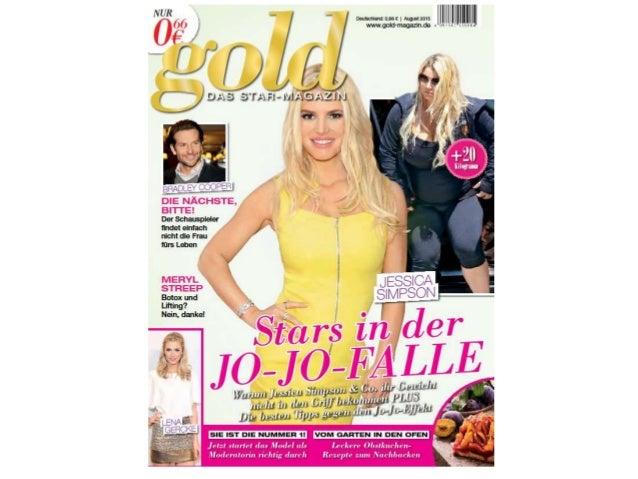 gold im August – das STAR-MAGAZIN