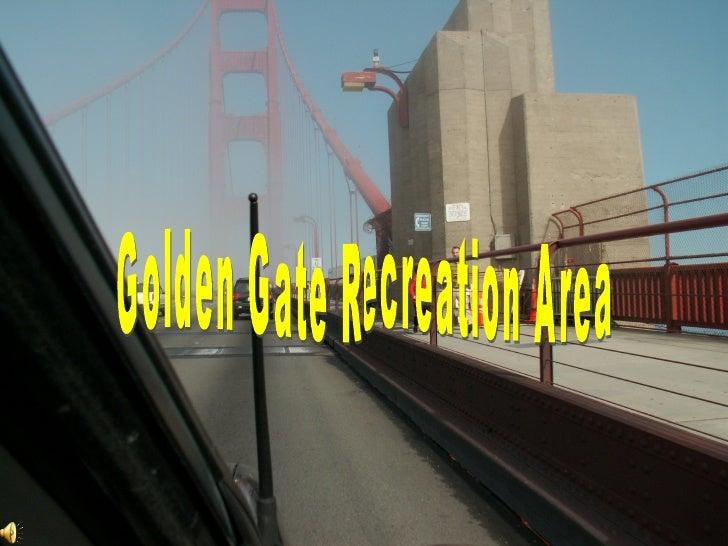 Golden Gate Recreation Area