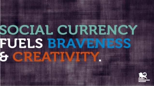 Creative Academy @ Golden Drum: Social Currency fuels Braveness & Creativity
