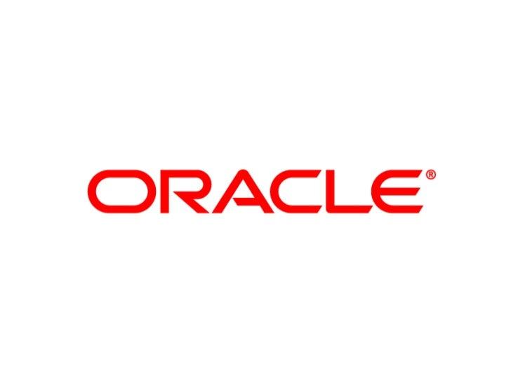 Oracle GoldenGate