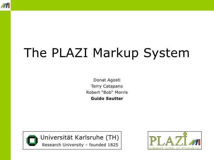 Golden Gat Ev3   The Plazi Markup System