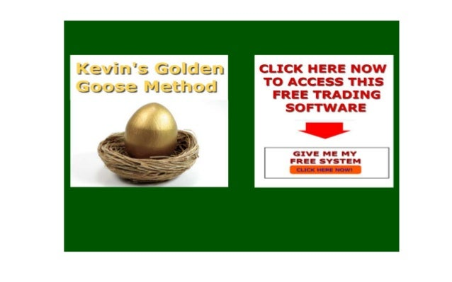 NOTE: ALL THE LINKS IN THIS VIDEO ARE FULLY INTERNACTIVE. YOU CAN CLICK ON THEM WHENEVER YOU WISH.  Kevin's Golden Goose M...
