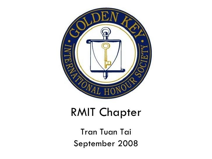 Golden Key RMIT Vietnam