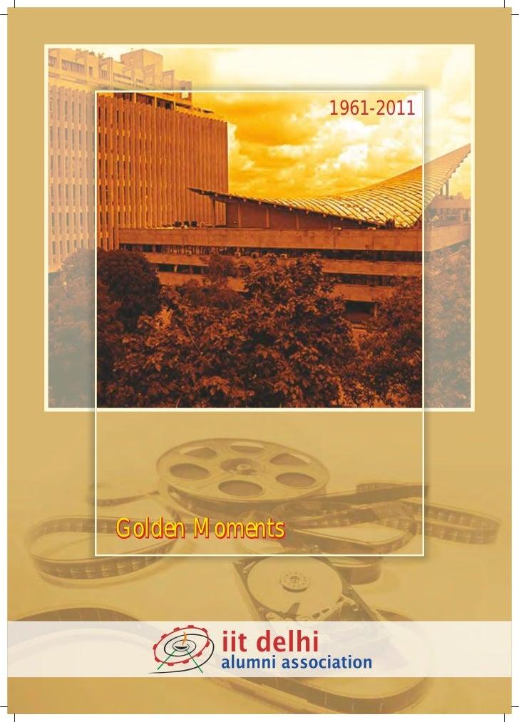 1961-2011Golden Moments
