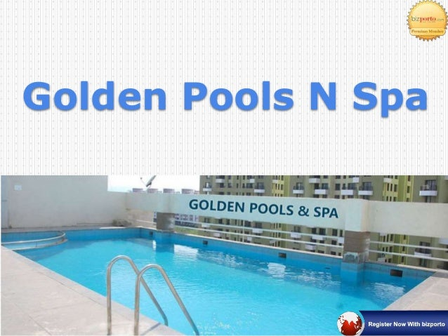 Golden Pools N Spa