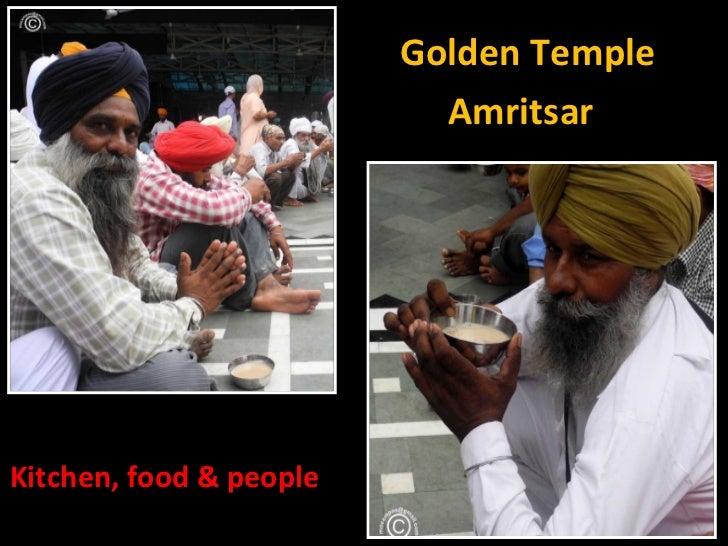 Golden Temple (kitchen & food)