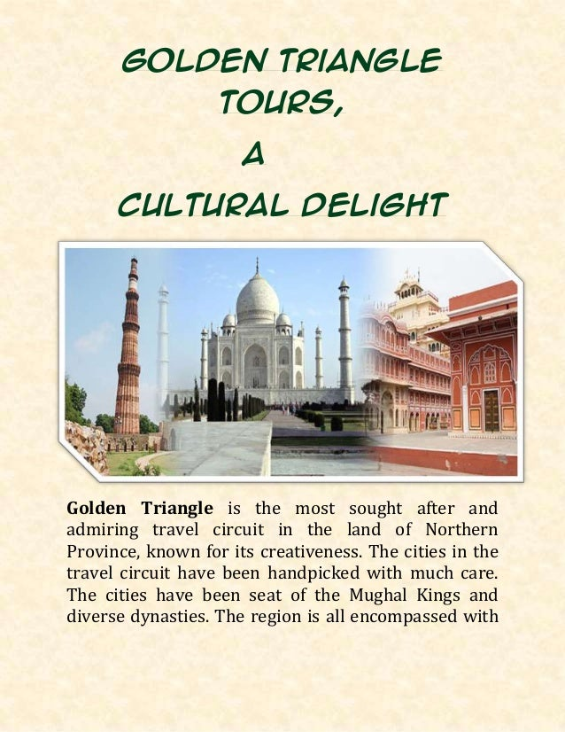 Golden Triangle Tours, a cultural delight