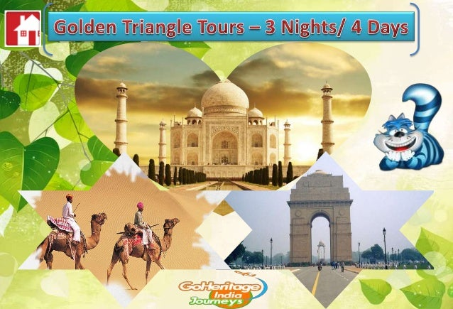 A superb feast for worldwide travelers, Golden Triangle tour gives a chance to explore regionalhistory and cultural vibran...