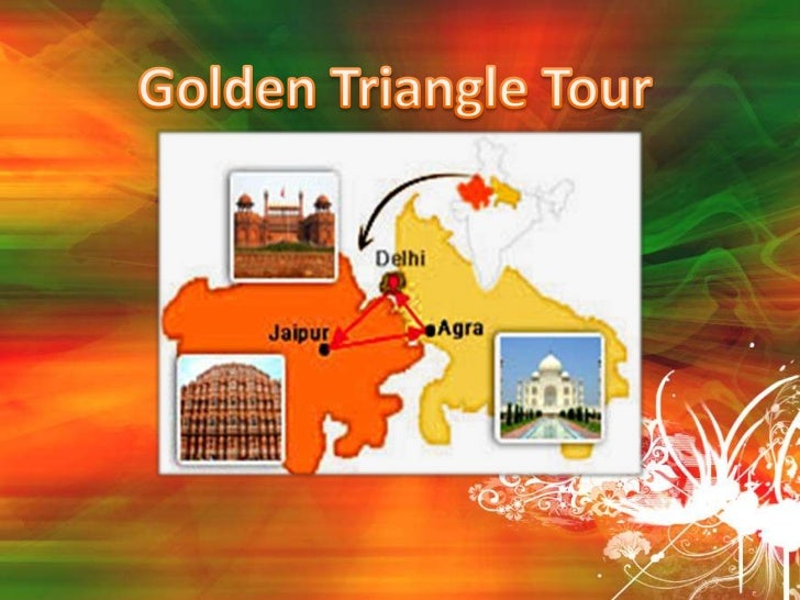 One of the famous Indian tourist circuits is the Golden triangle, which includesDelhi, Agra and Jaipur. A tour through thi...