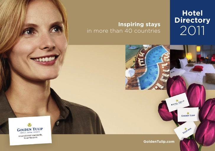 Hotel           Inspiring stays                                 Directoryin more than 40 countries            2011        ...