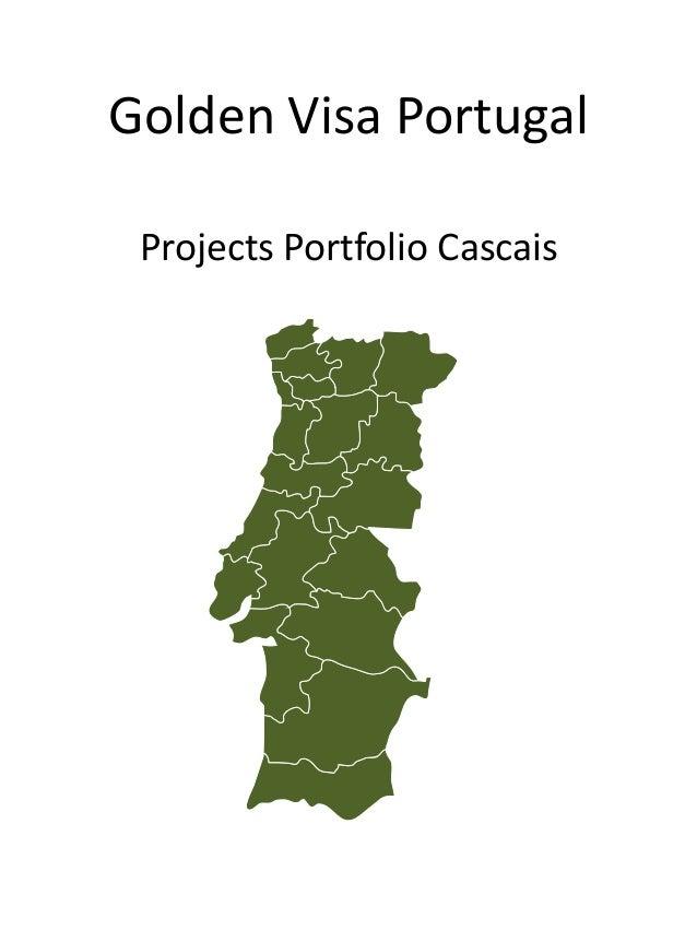 Golden visa package  projects portfolio cascais