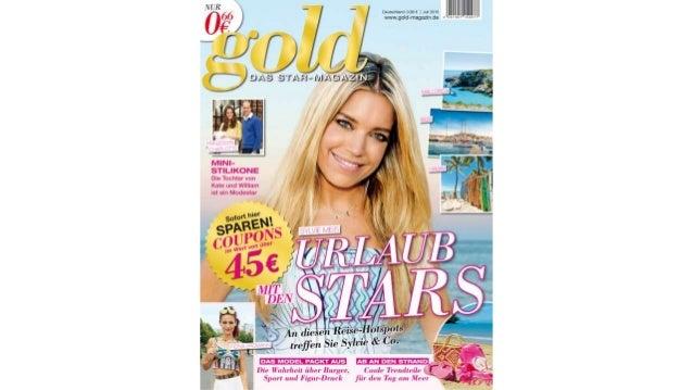 gold im Juli 2015 – das STAR-MAGAZIN von Netto Marken-Discount