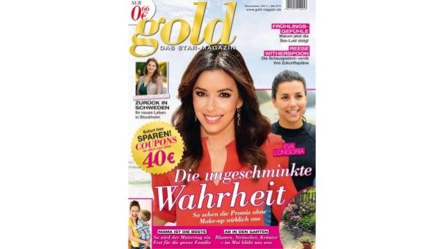 gold im Mai 2015 – das STAR-MAGAZIN von Netto Marken-Discount