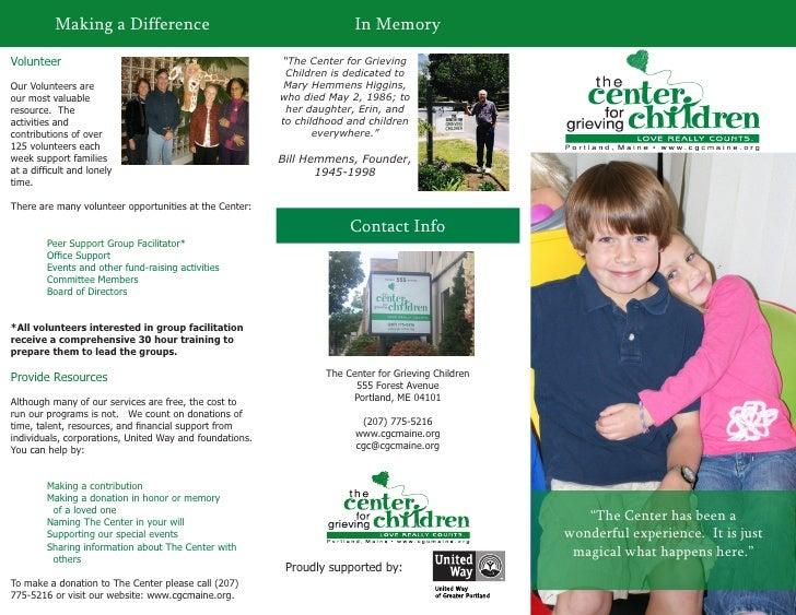 Golding cgc agency brochure 2010