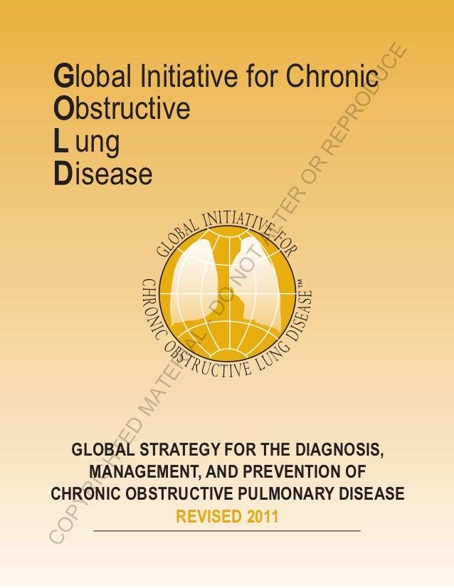 CE Global Initiative for Chronic                                   U                                OD Obstructive        ...