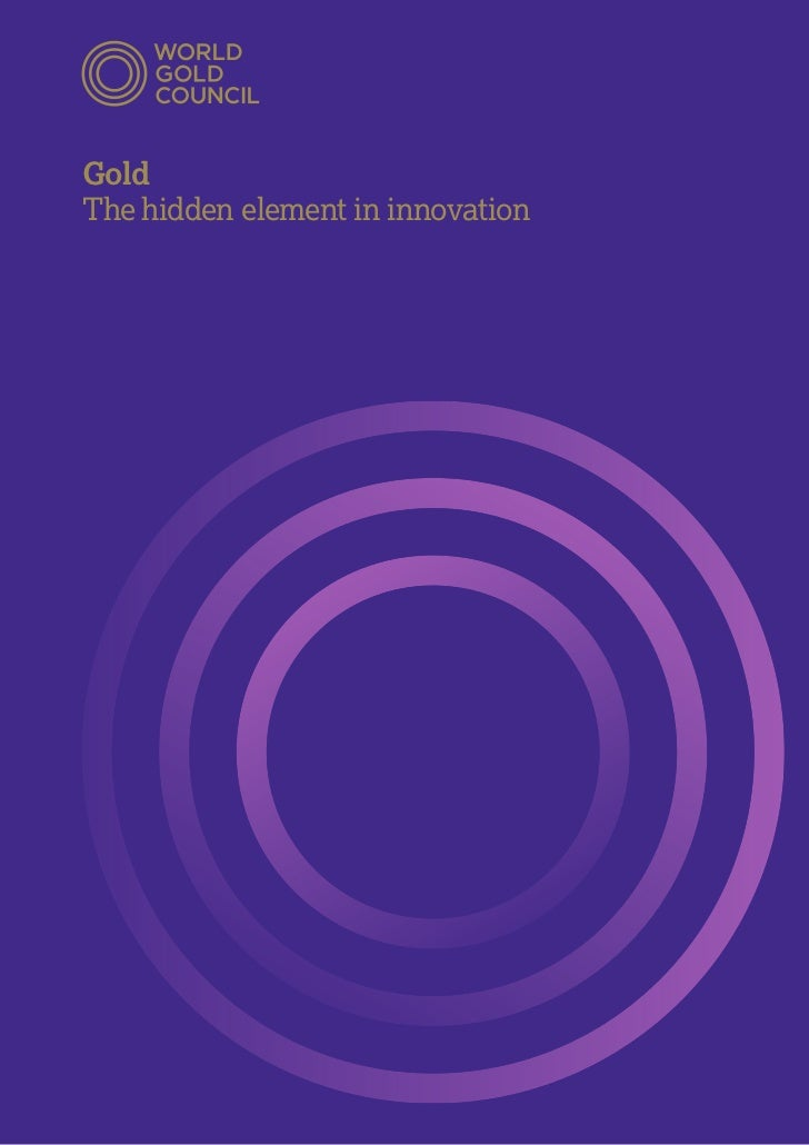 Gold WGC Hidden Element In Innovation