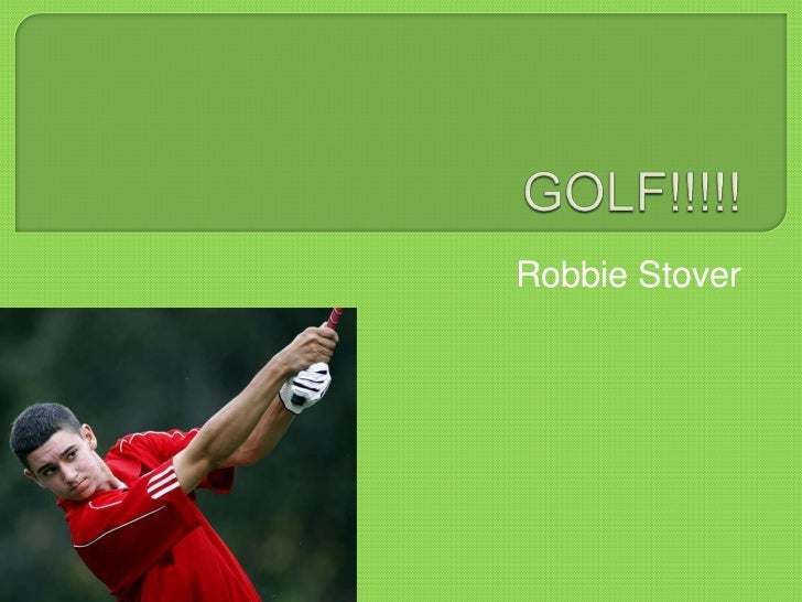 Robbie Stover