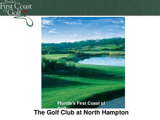 Florida's First Coast of Golf  Florida'sFirst Coast of Golf Florida's First Coast of Florida's First Coast of Golf GolfFlo...