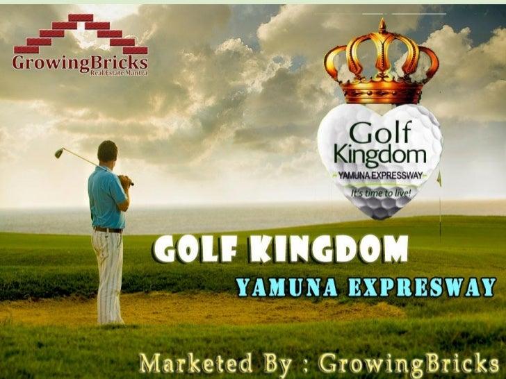 Golf kingdom yamuna expressway plots 9811 822 426