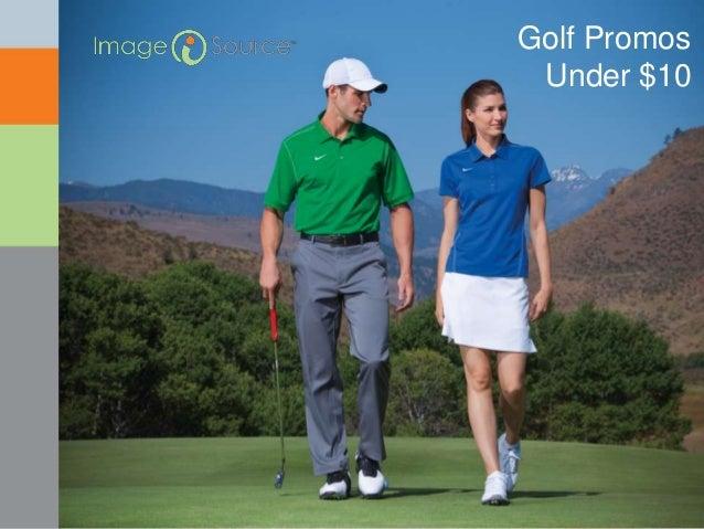 Golf PromosUnder $10