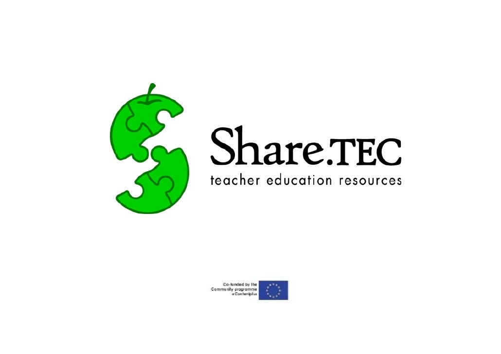 Share.TEC - an overview of the            project     Giorgio Olimpo, Stefania Bocconi             ITD-CNR, Italy         ...